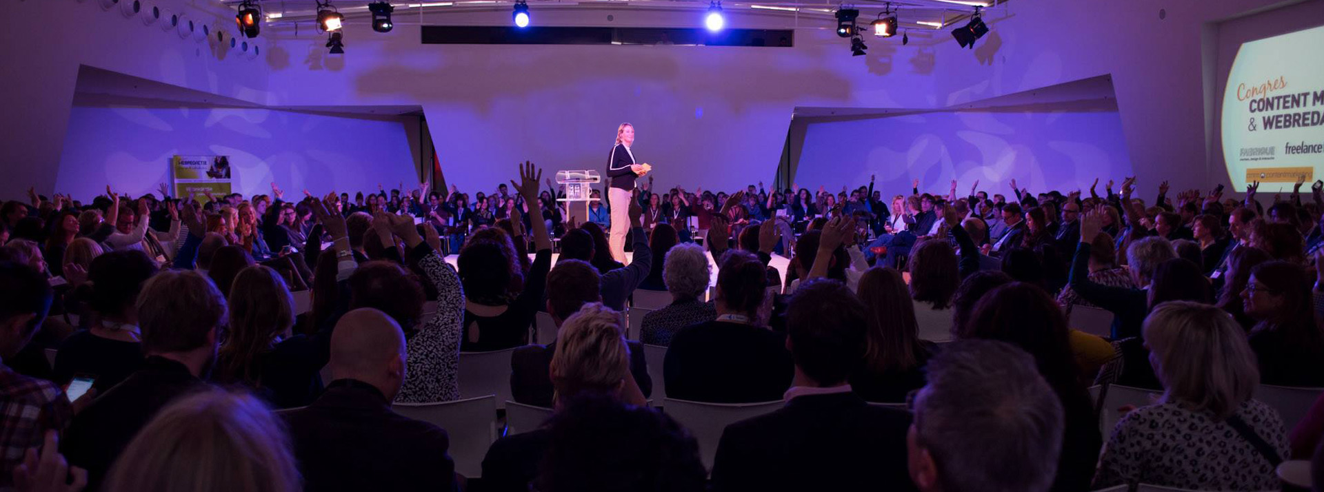 Congres Content Marketing & Webredactie 2015